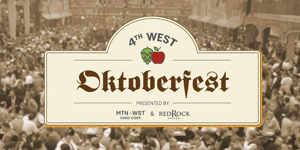 4th West Oktoberfest (Red Rock and Mtn West)