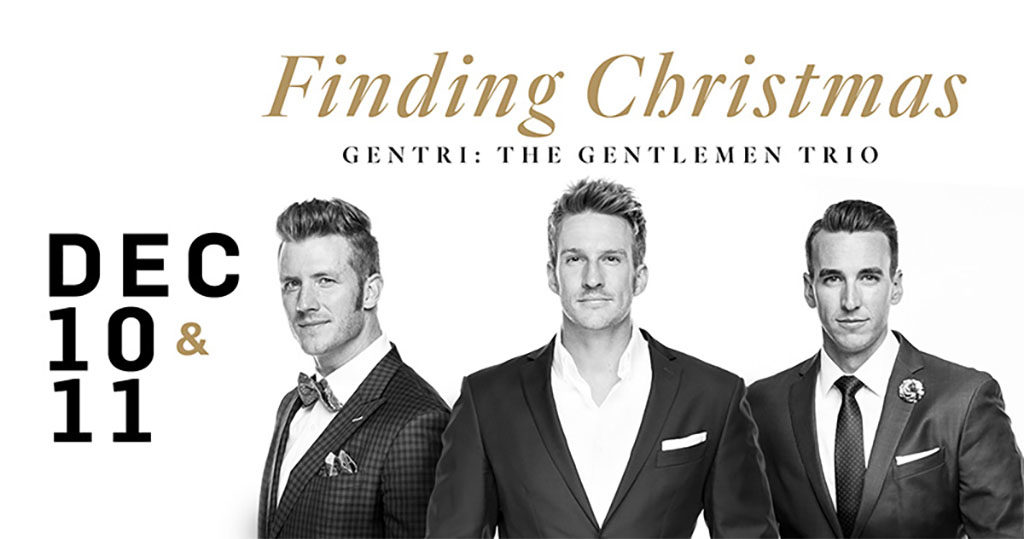 Gentri - The Gentleman Trio - Finding Christmas