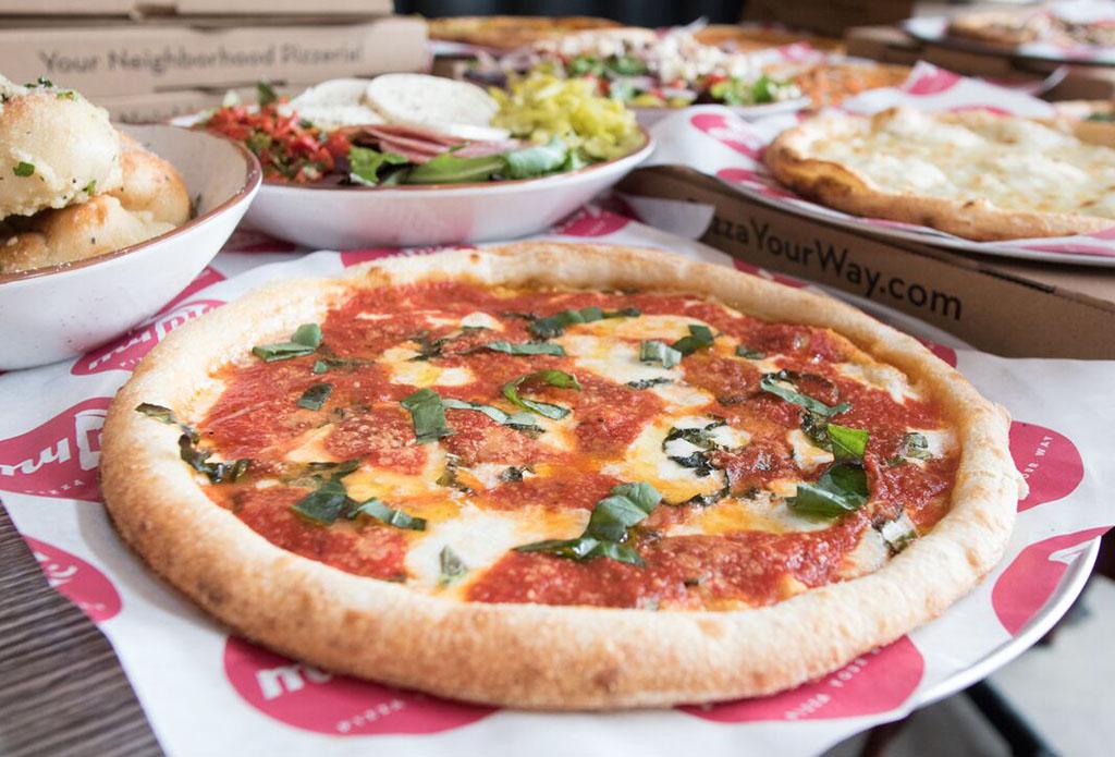 My Pie pizza (My Pie)