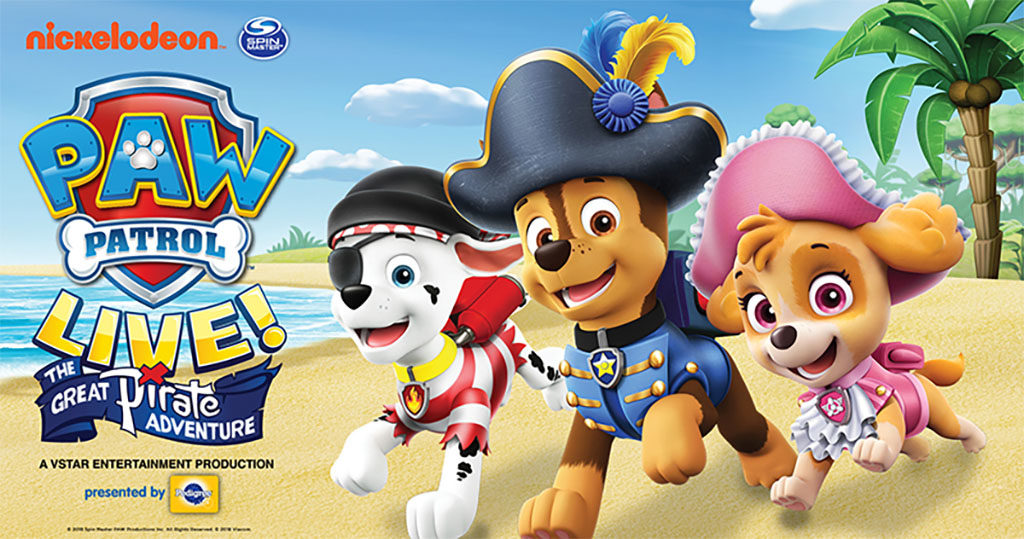 Paw Patrol Live (Nickelodeon and VStar Entertainment Group)