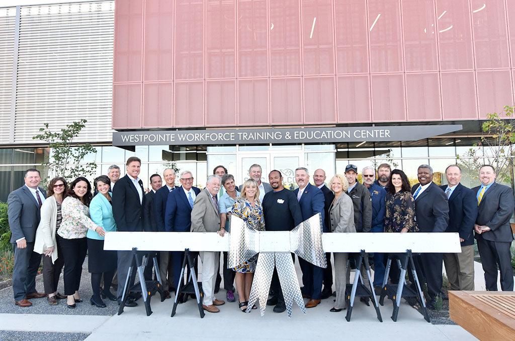 SLCC Westpointe Grand Opening