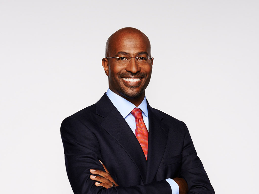Van Jones (Salt Lake Community College)