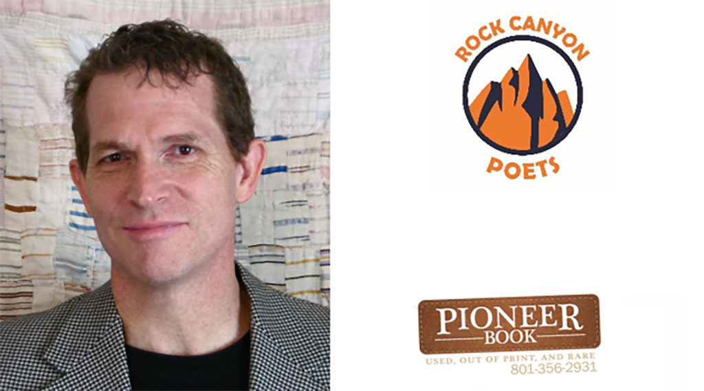 Lance Larsen (Rock Canyon Poets)