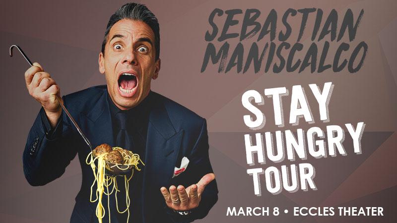 Sebastian Maniscalco (Live At The Eccles)