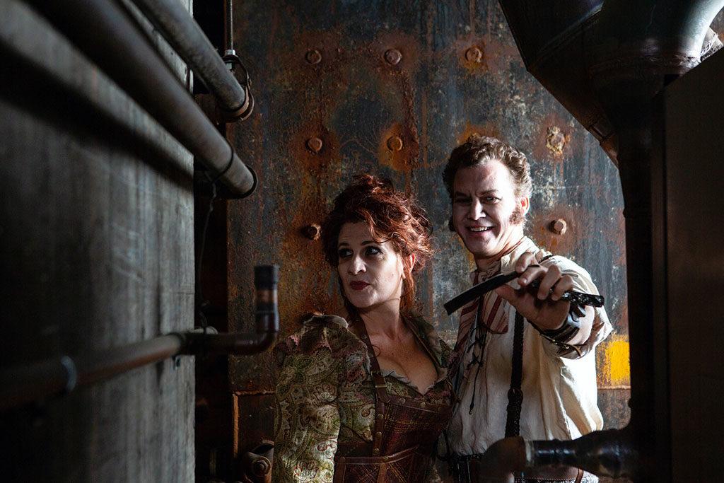 Sweeney Todd Demon Barber (Pioneer Theatre Company)
