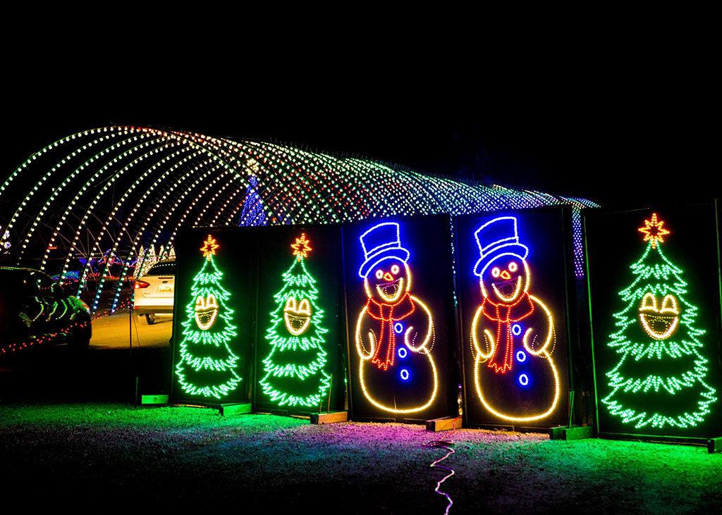 Christmas Lights (Christmas In Color)