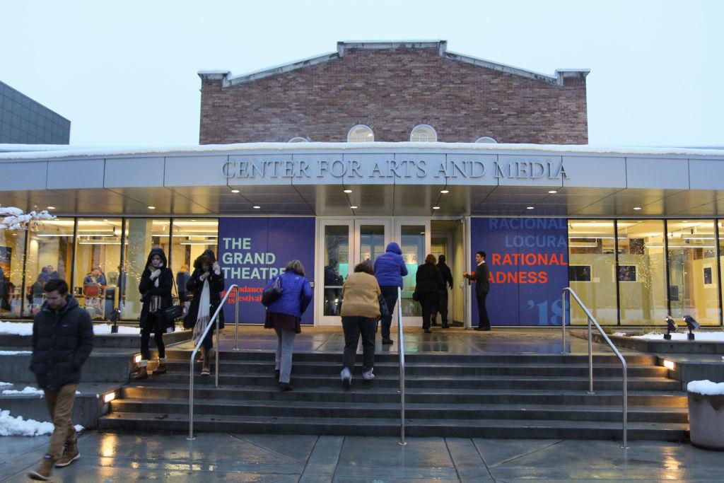 Grand Theatre (SLCC)