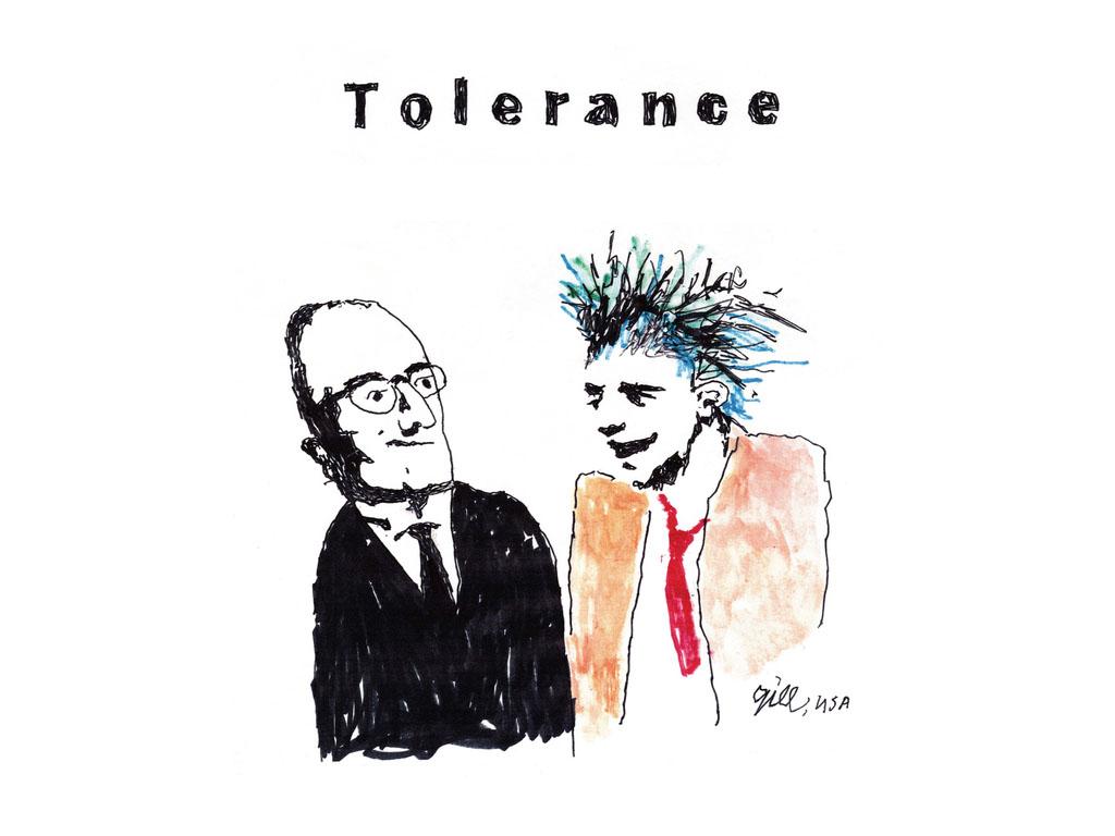 Tolerance (UMFA)