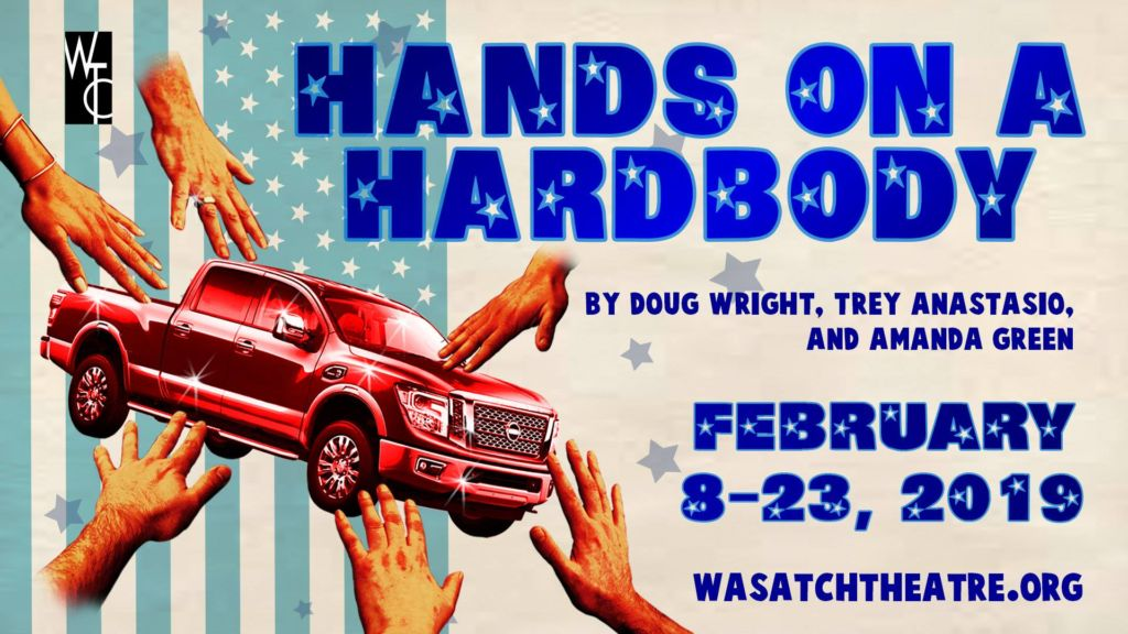 Hands on a Hardbody by Wasatch Theatre Company