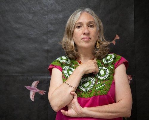 Nancy Friedemann Sanchez Zora Muff Headshot