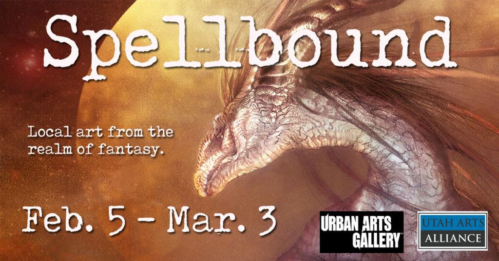 Spellbound (Urban Arts Gallery)