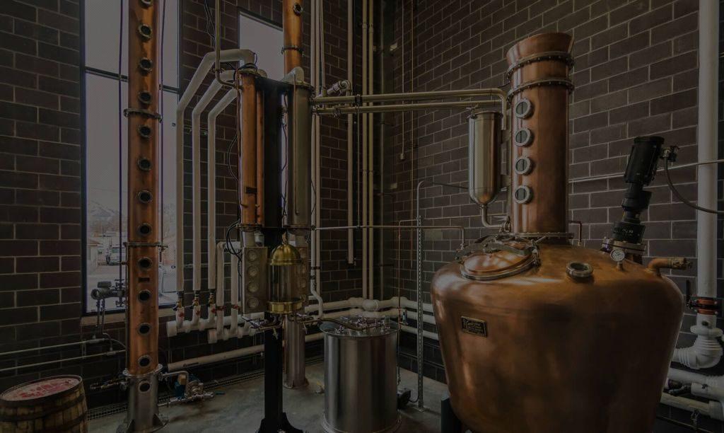 Dented Brick Distillery distillery (DBD)