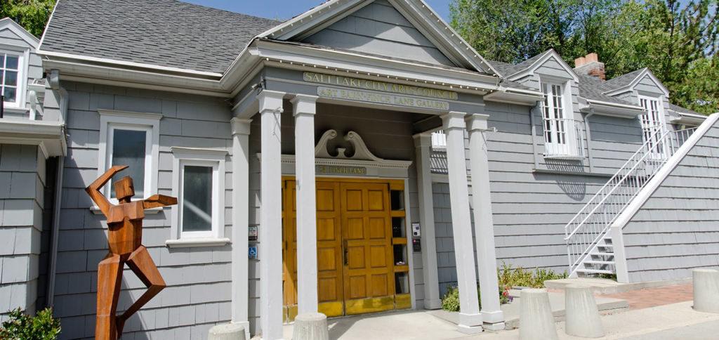 Finch Lane Gallery (Salt Lake Arts Council)
