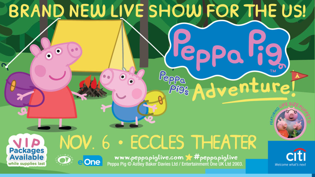 Peppa Pig Live! (Live At The Eccles)