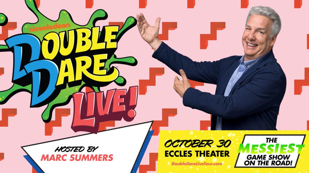 Double Dare Live (Eccles Theatre)