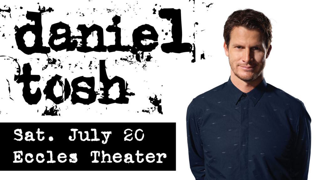 Daniel Tosh (Live At The Eccles)