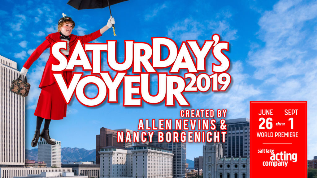 Saturday's Voyeur 2019 (SLAC)