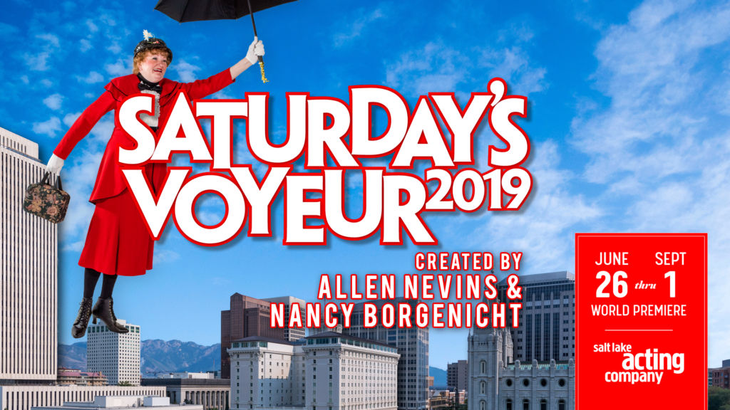 Saturday's Voyeur 2019 (SLAC)