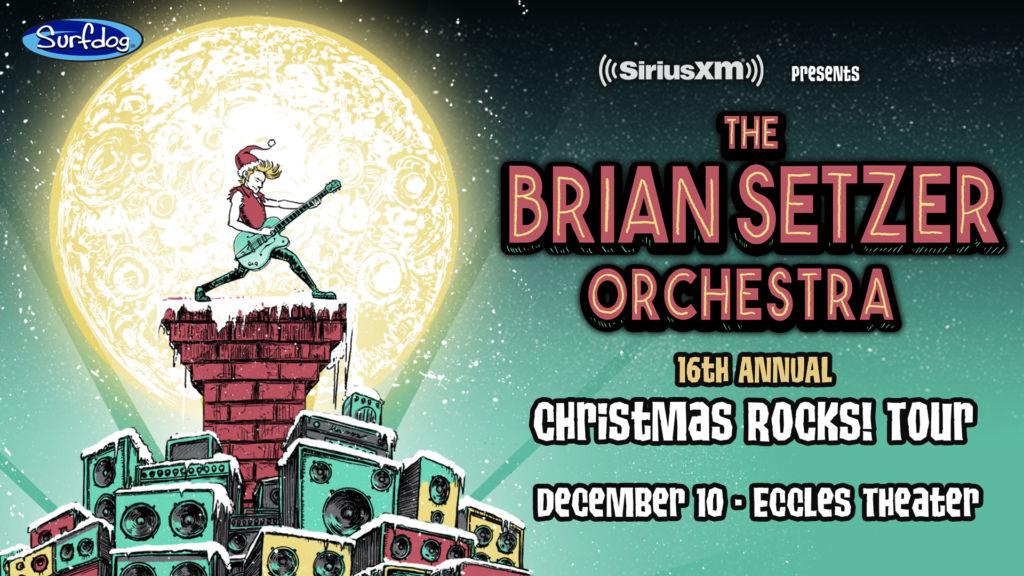 Brian Setzer Orchestra (Live At The Eccles)