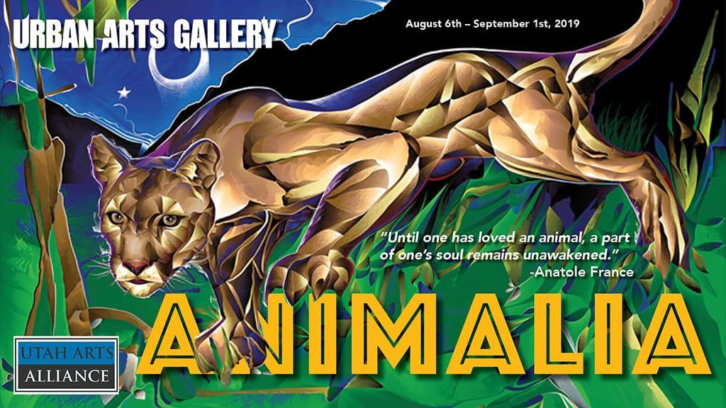 Animalia (Urban Arts Gallery)