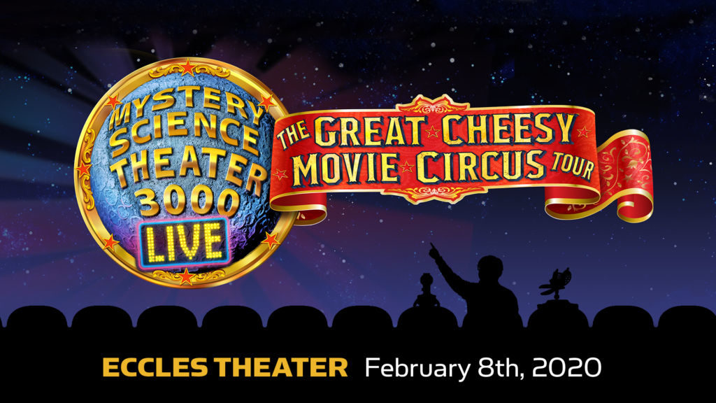 Mystery Science Theater 3000 Live In Salt Lake City Utah Now