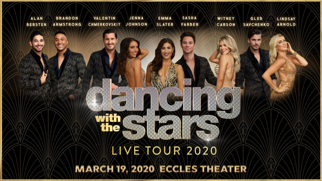 Dancing With The Stars Live in Salt Lake City
