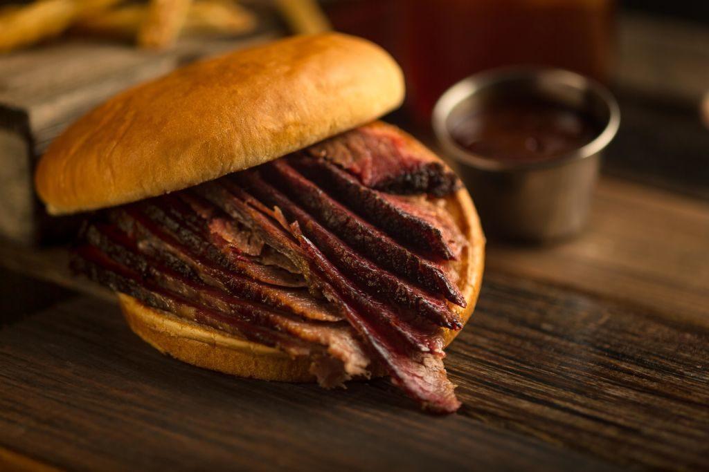 Beef Brisket (GrubHub)