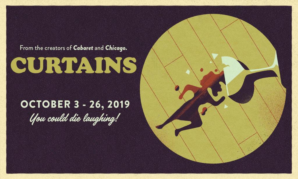 SLCC's Grand Theatre Presents Curtains