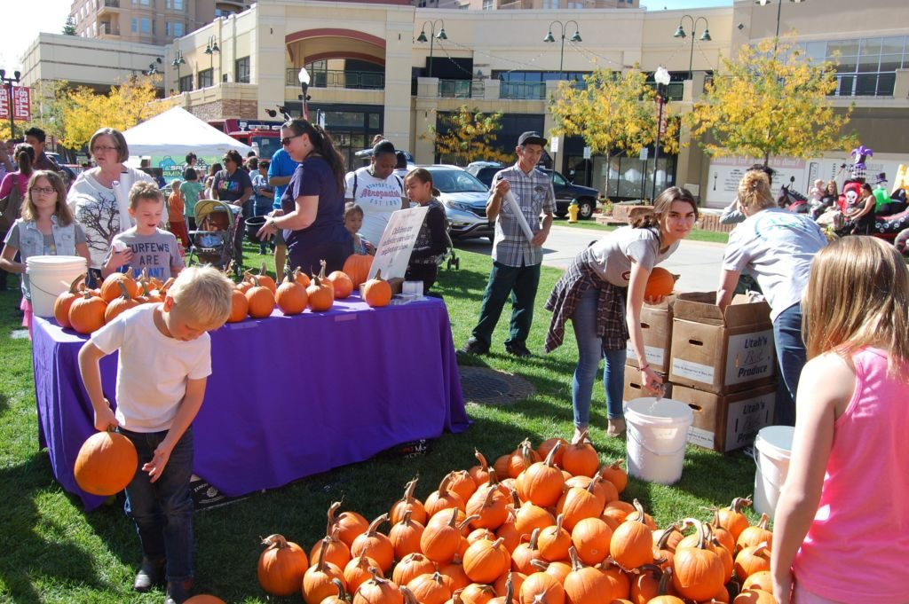 Pumpkin Festival by Utah Foster Care at The Gateway (The Gateway)