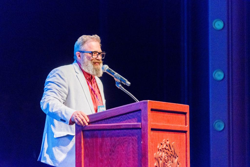 Patrick Hubley (Utah Film Center