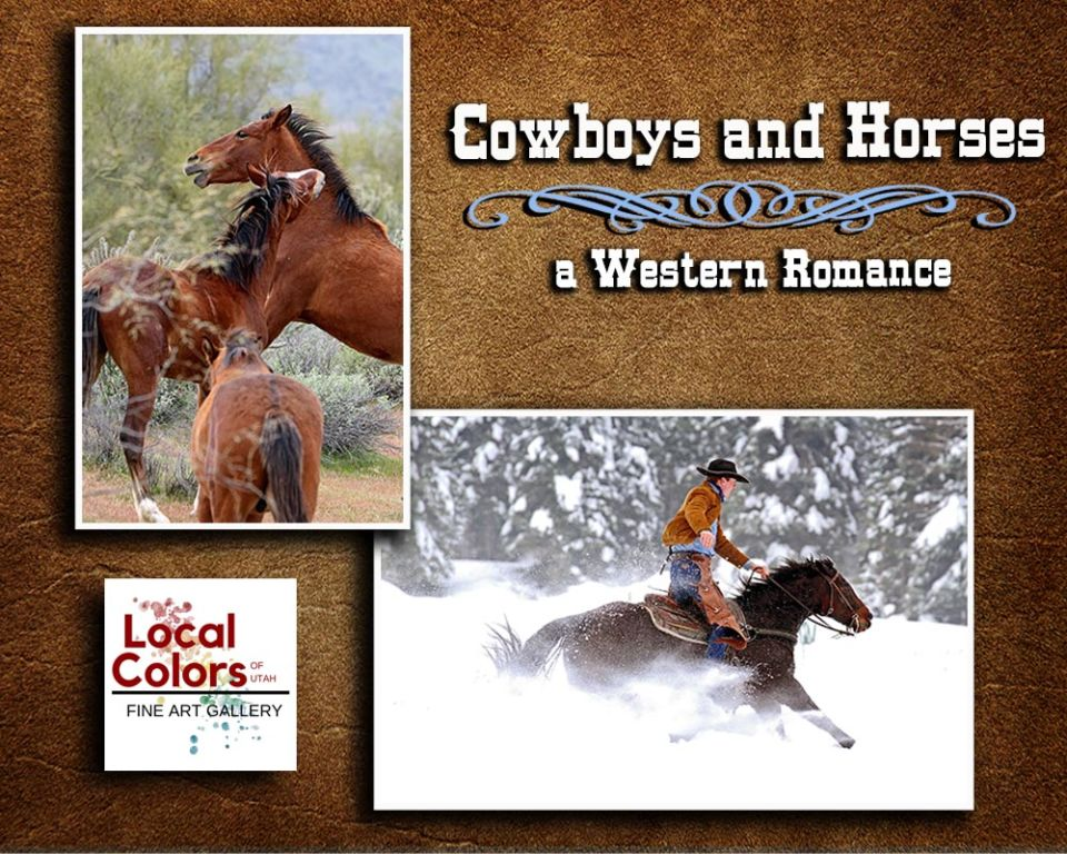 Cowboys and Horses: A Western Romance