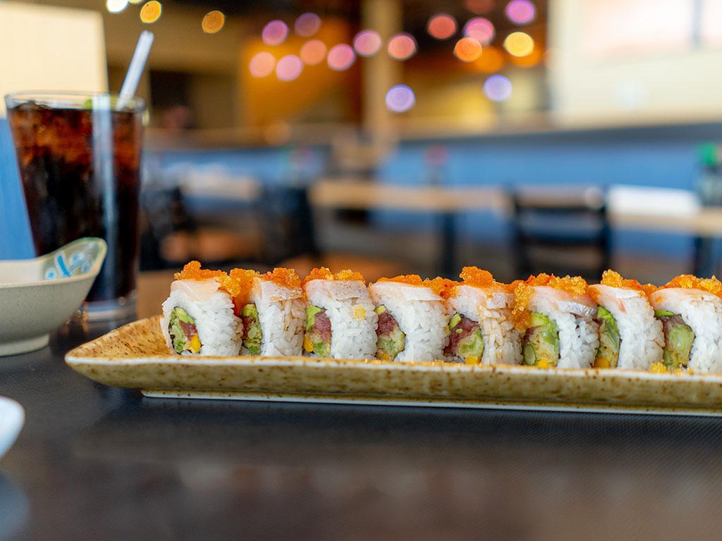 Spicy Masa roll - Itto Sushi