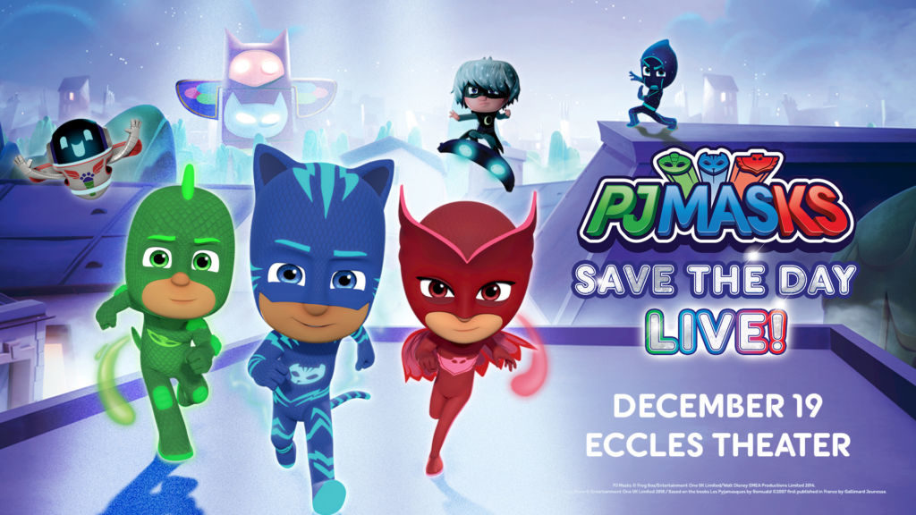 PJ Masks Live in Salt Lake City (Live At The Eccles)