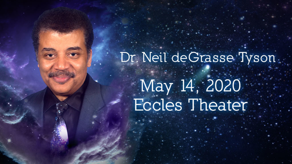 Neil deGrasse Tyson live in Salt Lake City (Live At The Eccles)
