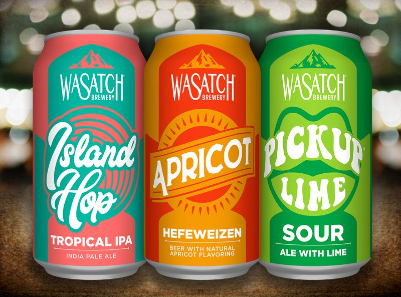 Wasatch Brewery Refreshes Brand, Releases New Beers