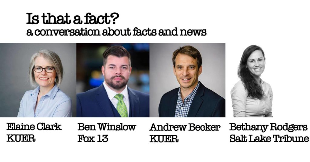 IS THAT A FACT? Media Roundtable