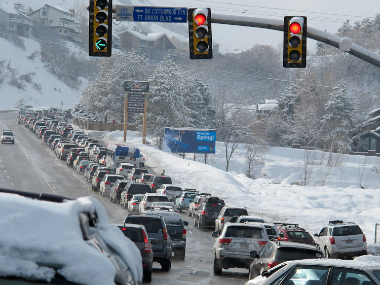 LLC Traffic (Central Wasatch Commission)