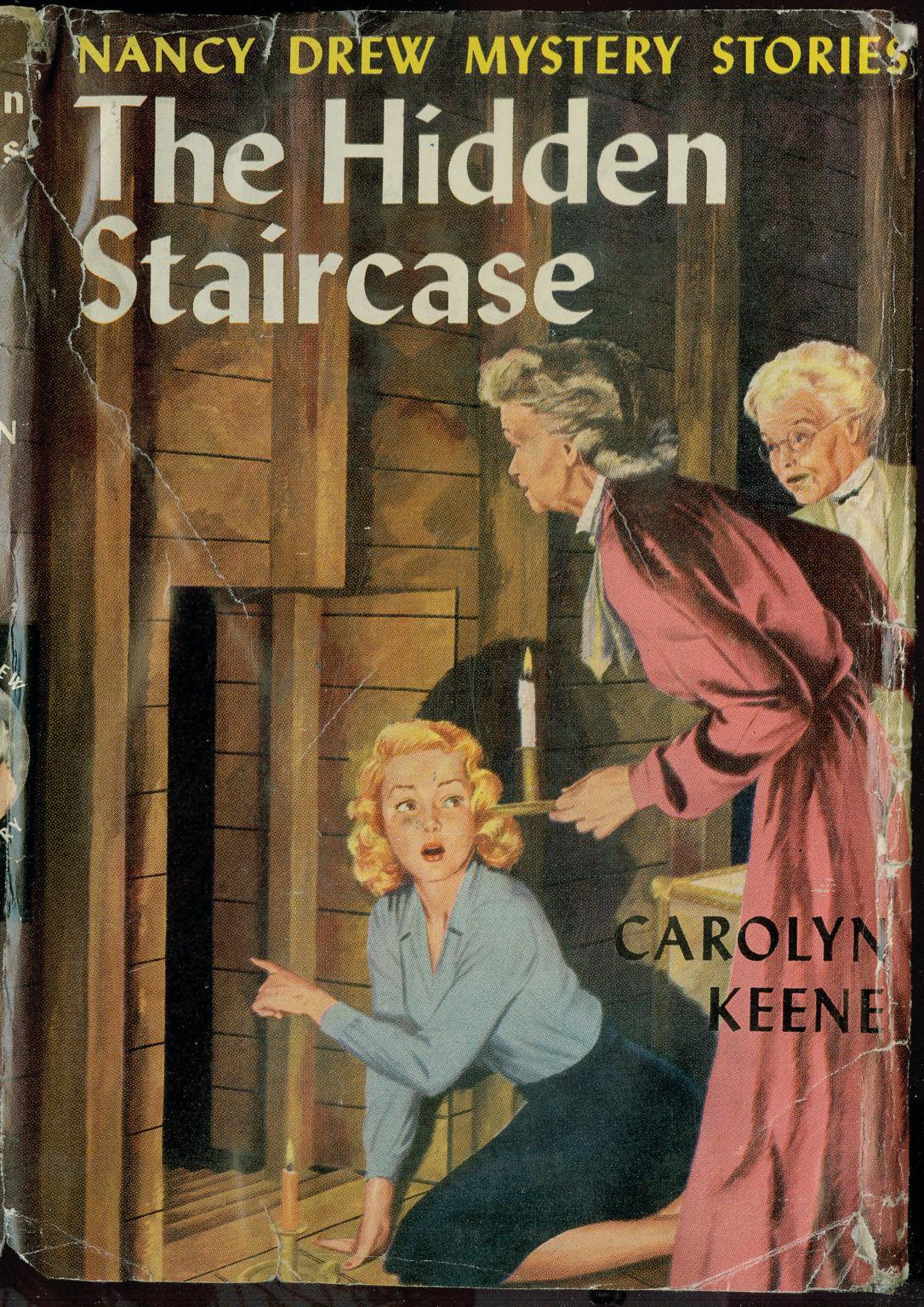 Nancy Drew Carolyn Keene