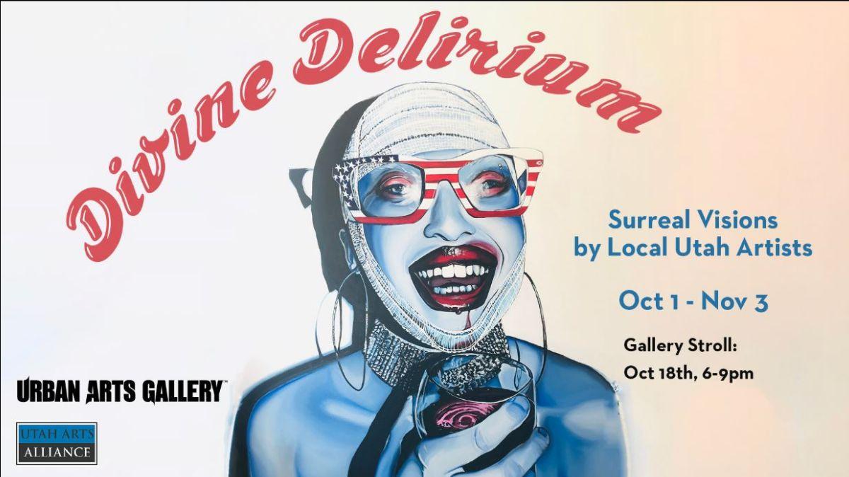 Divine Delirium Artist Reception