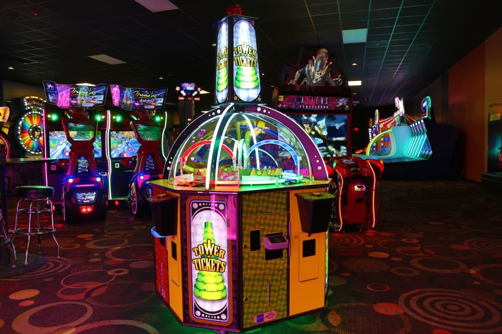 Gaming  (All Star Bowling & Entertainment)