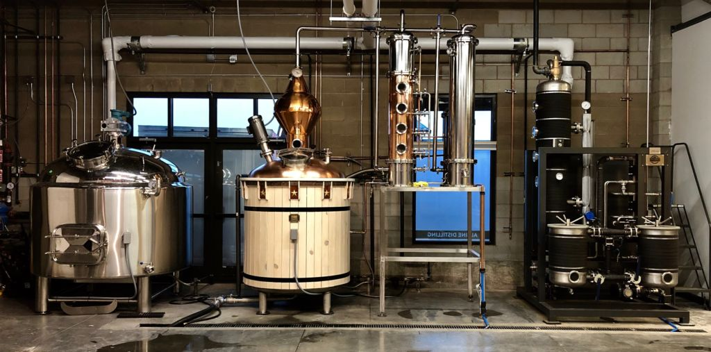 Alpine Distilling