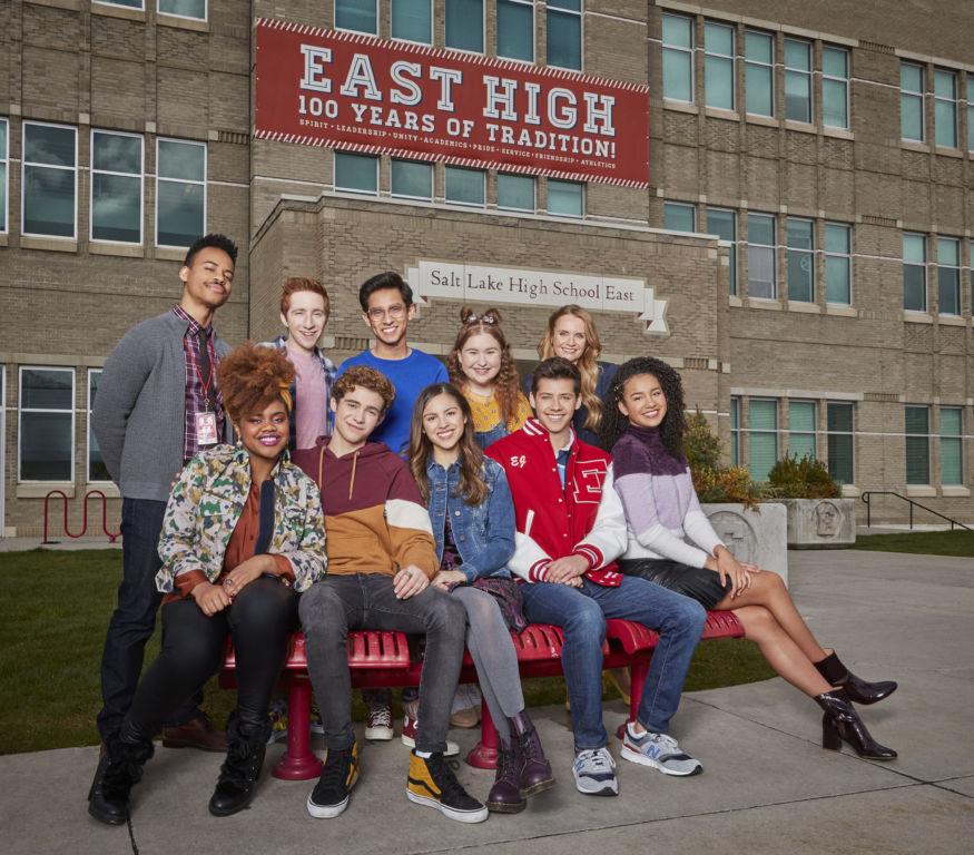 High School Musical The Series (Utah Film Commission)