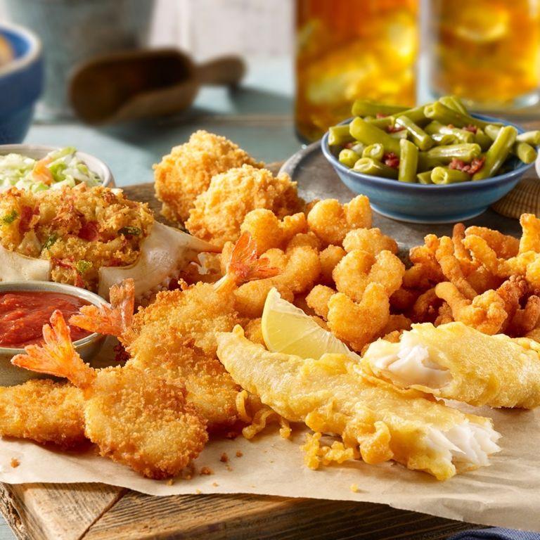 Seafood (Captain D's)