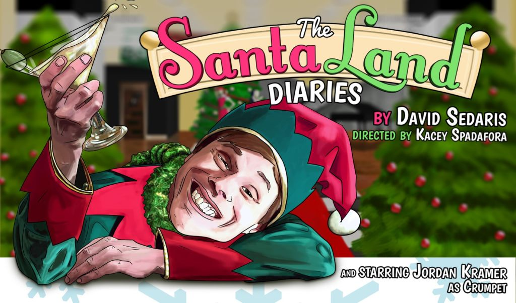 Santaland Diaries(An Other Theater Company)