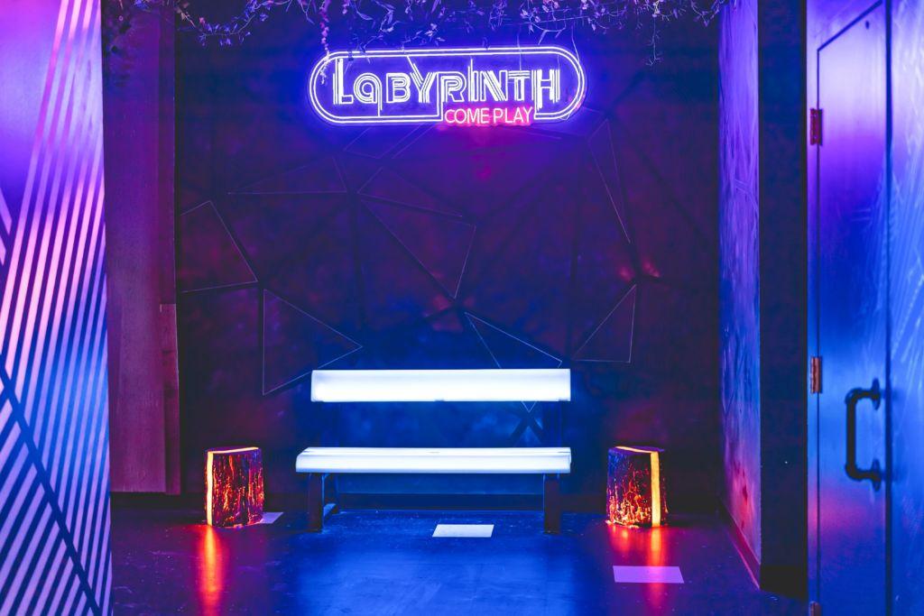 Labyrinth Utah