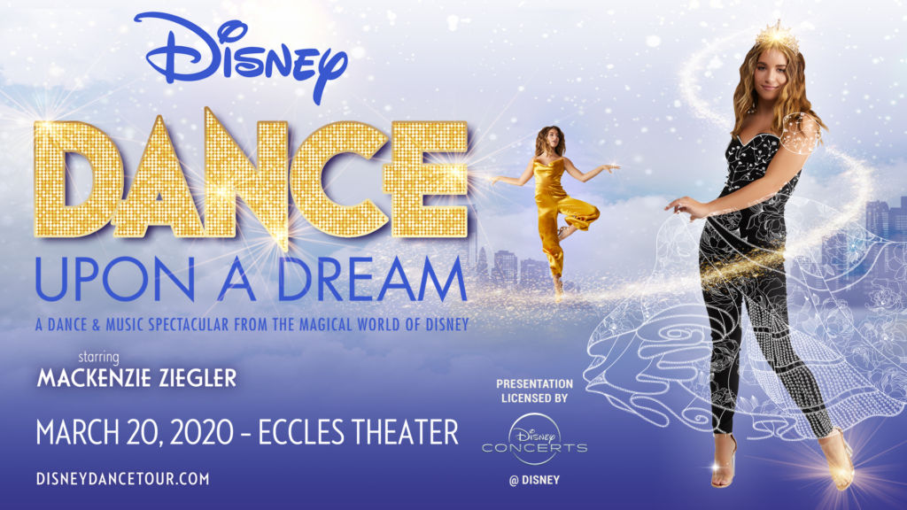 Disney Dance Upon A Dream (Live At The Eccles)