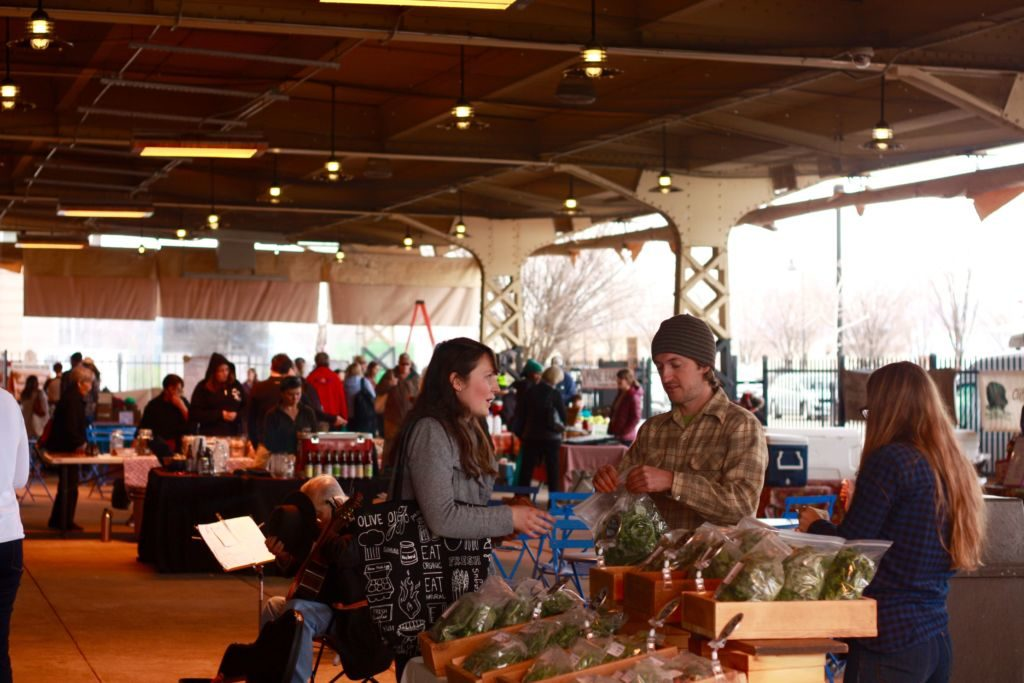 Weekly Rio Grande Winter Farmers Market (Downtown Alliance)