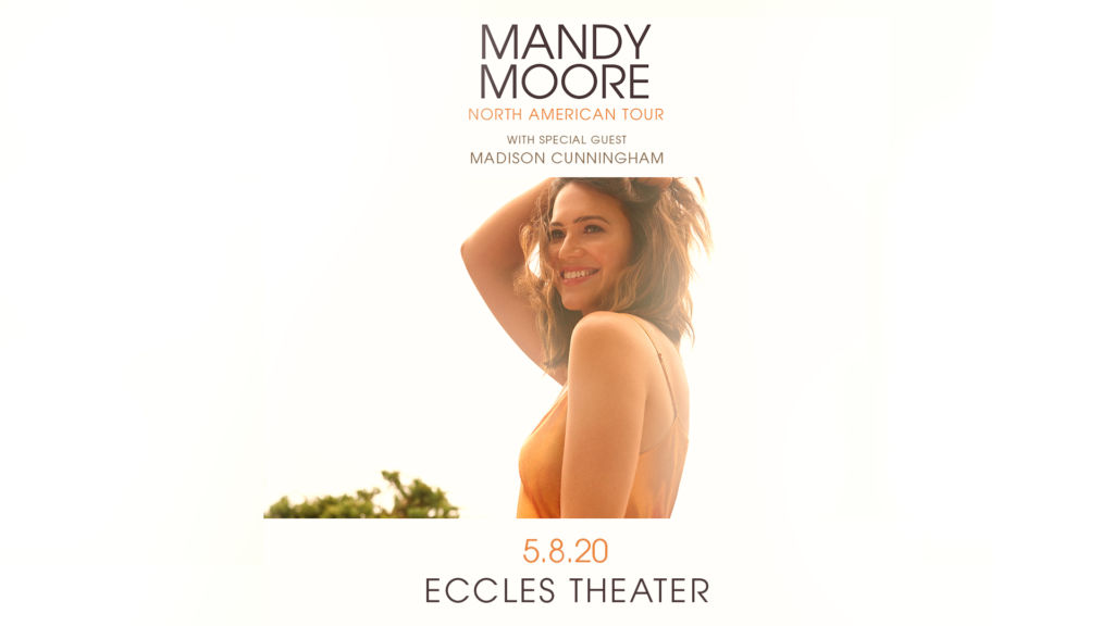 Mandy Moore live in SLC