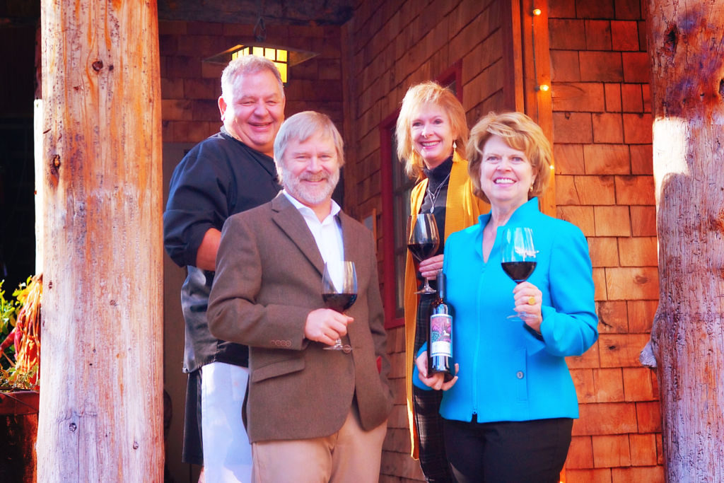 Log Haven partners celebrate 25 years