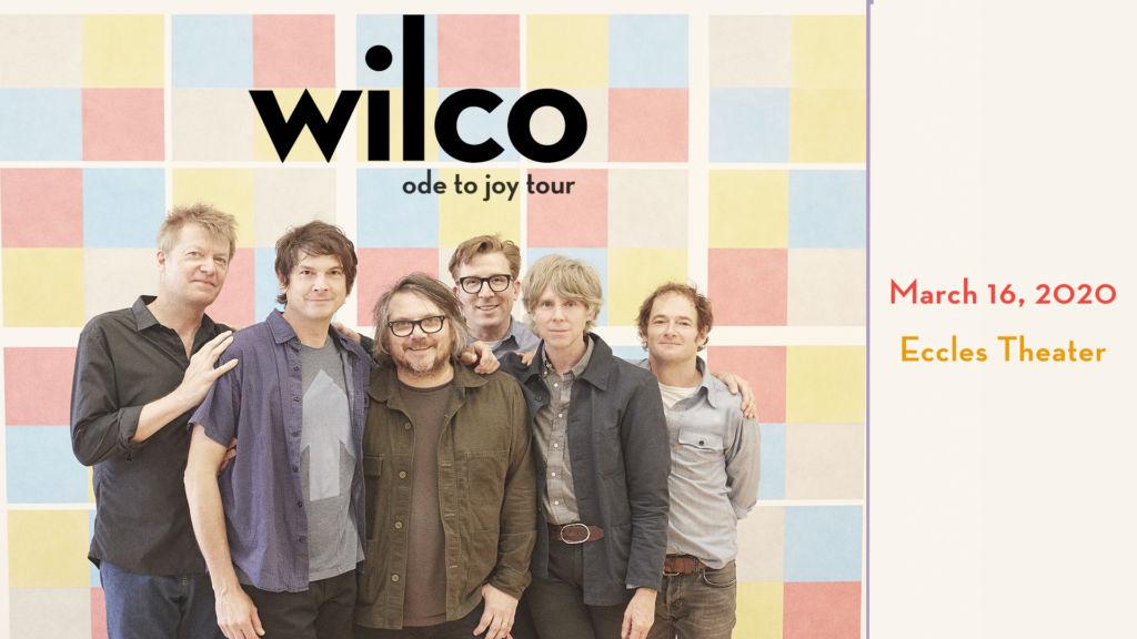 Wilco live in SLC